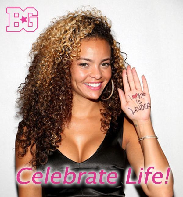 Celebrate Life Soiree Invite
