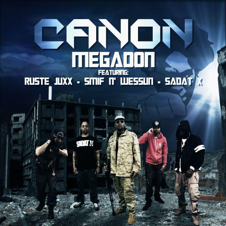 Canon Cover