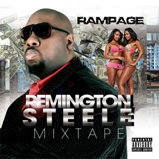 remington steel front
