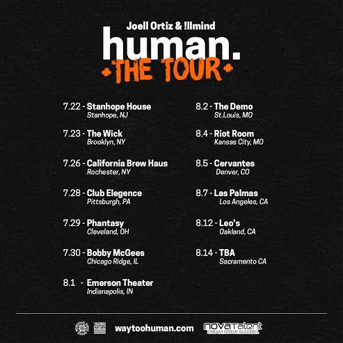 human tour