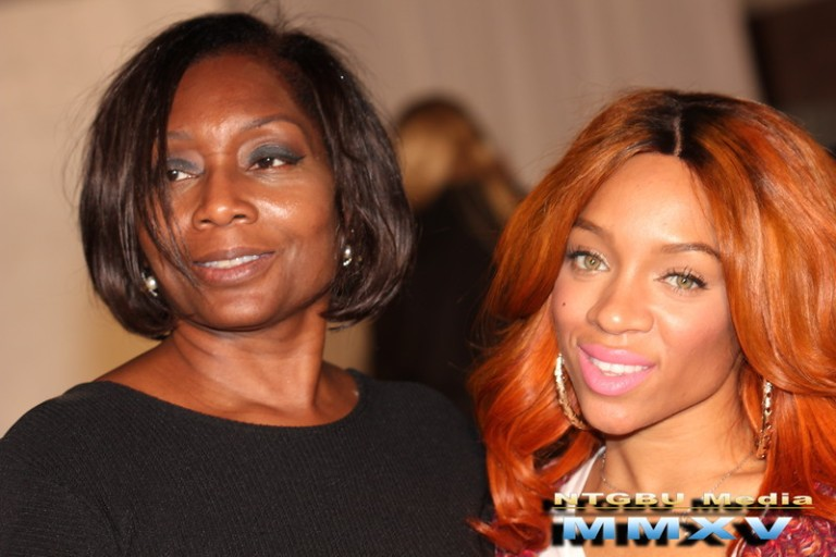 Owner of Cosmo Girls Glam Valerie Person & Lil Mama