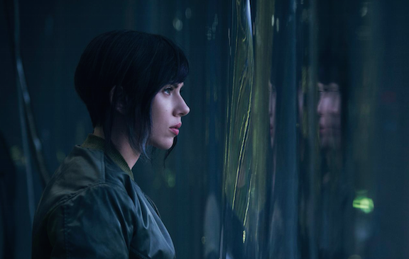 "@ParamountPics & @DWAnimation ""Ghost In The Shell"" In Production"