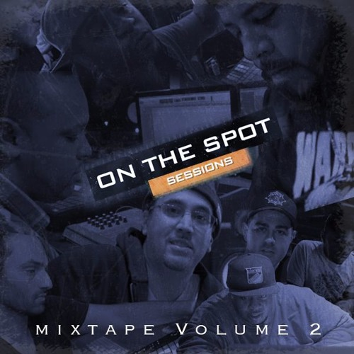 @MaschineMasters x @ProducersGear – On The Spot Sessions Mixtape: Vol. 2
