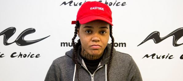 Young M.A's Cypher Lines the BET Hip Hop Awards Didn't Air | @YoungMAMusic @MusicChoice